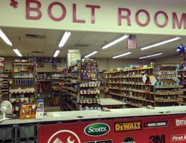 Bolt Room